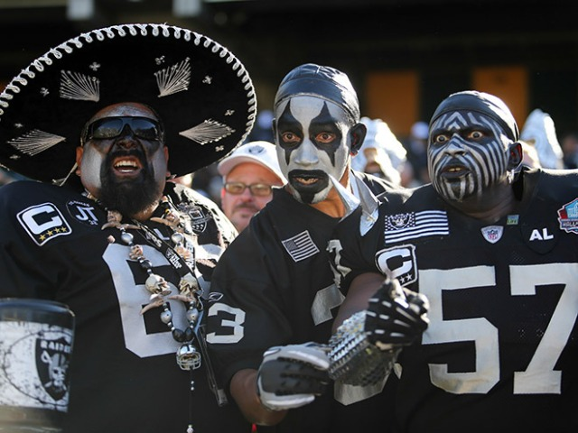 USP NFL: JACKSONVILLE JAGUARS AT OAKLAND RAIDERS S FBN USA CA